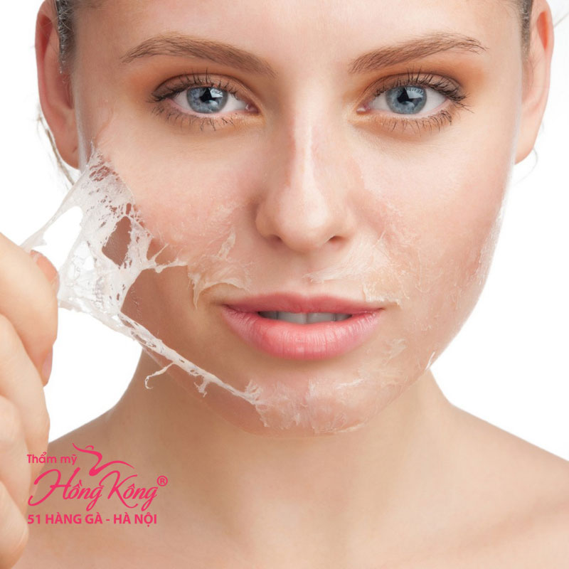 Tẩy da chết là bước quan trọng trong quá trình chăm sóc và tái tạo da