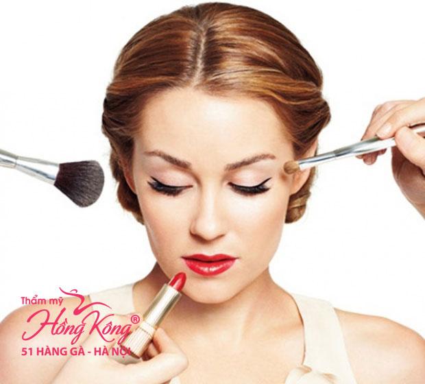 Hạn chế các loại mỹ phẩm để chăm sóc da mặt bị nám hiệu quả hơn