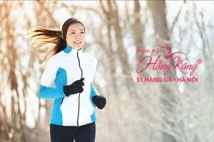 Cách giữ trọng lượng ổn định trong mùa đông