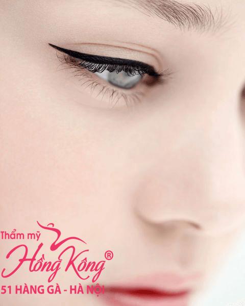 Vẻ đẹp Cuốn Hút Từ đôi Mắt