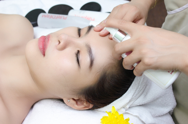 Phương pháp massge điều trị nám da hiệu quả