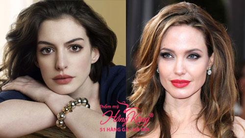 Ngược lại, môi dày, miệng rộng là vẻ đẹp mà phụ nữ phương Tây mong muốn có được.