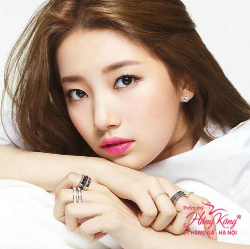 Suzy từng được các bác sĩ thẩm mỹ đánh giá là đẹp nhất xứ Hàn