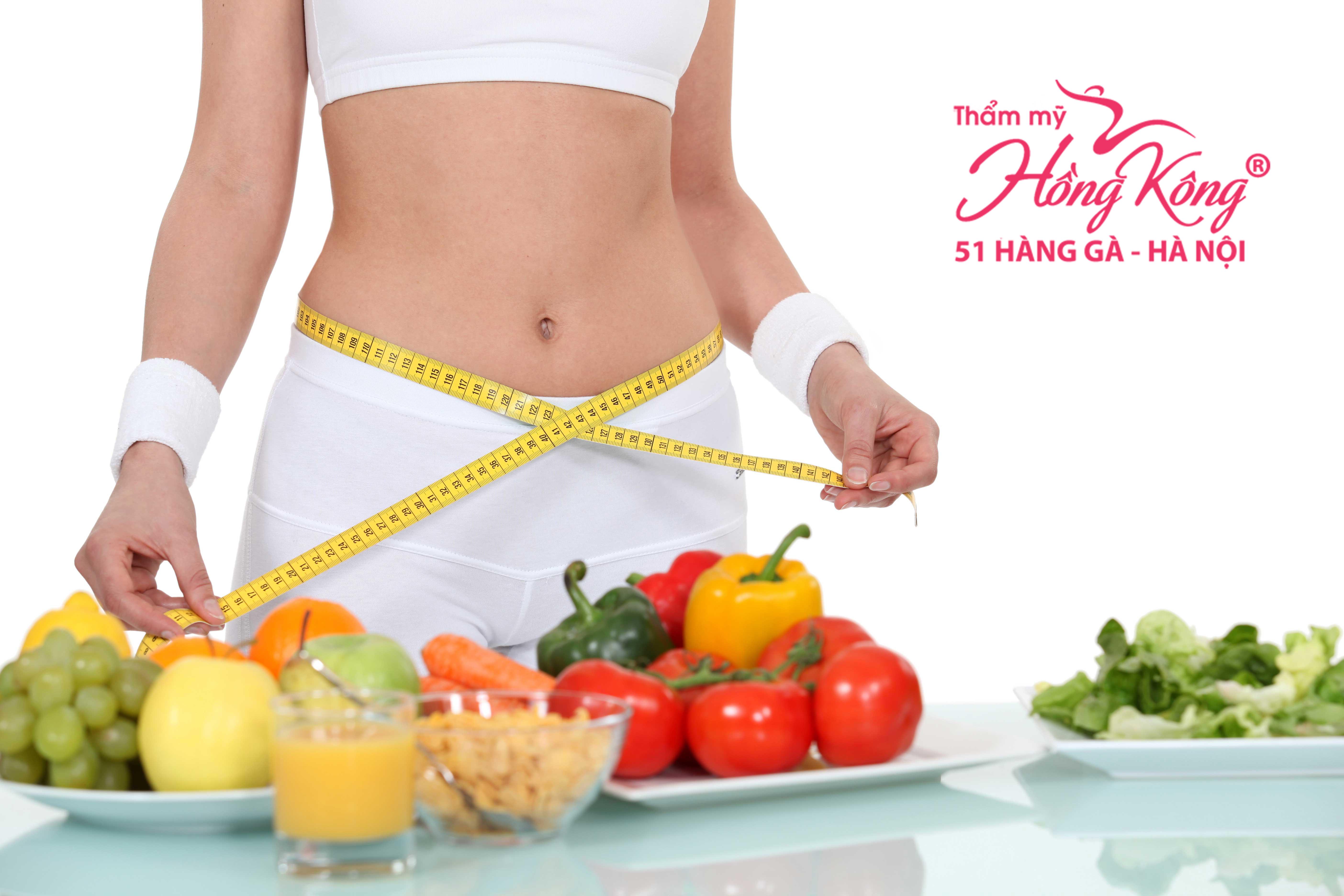 Ăn gì để giảm béo bụng là câu hỏi được nhiều chị em quan tâm