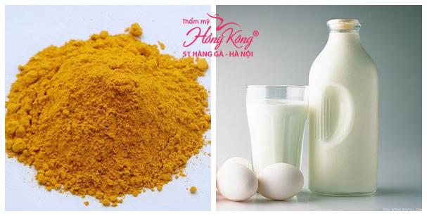 Sữa dê chứa nhiều protein kết cấu chuỗi ngắn cùng với các axit tự nhiên có thể làm giảm nếp nhăn, vết chân chim