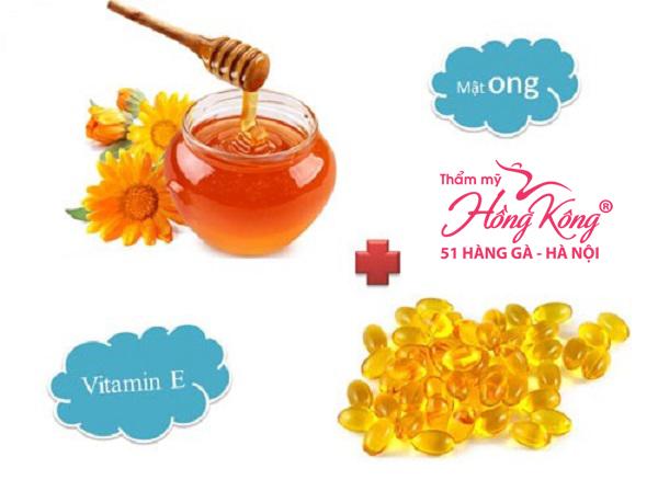 Vòng 1 quyến rũ nhờ mật ong và vitamin E
