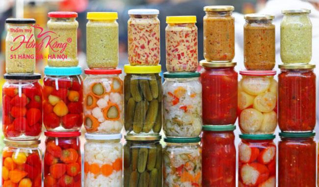 Thực phẩm lên mem có đặc tính chống viêm và chất chống oxy hóa tuyệt vời