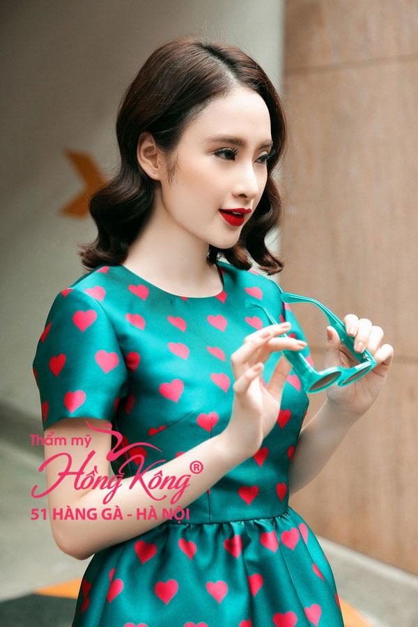 Hay son đậm thì Angela Phương Trinh vẫn rất xinh đẹp!