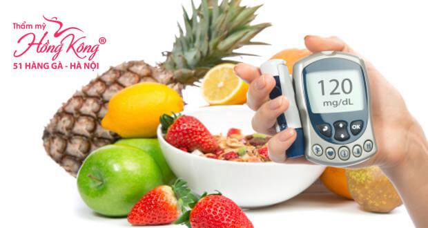 Hoa quả được phân làm 2 loại chính là nhiều đường và ít đường
