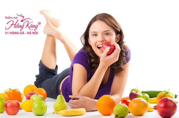 Mỗi ngày bạn nên ăn từ 400g - 500g hoa quả