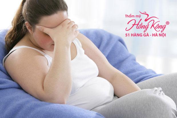 Tình trạng thừa cân béo phì gia tăng ở phụ nữ hiện đại