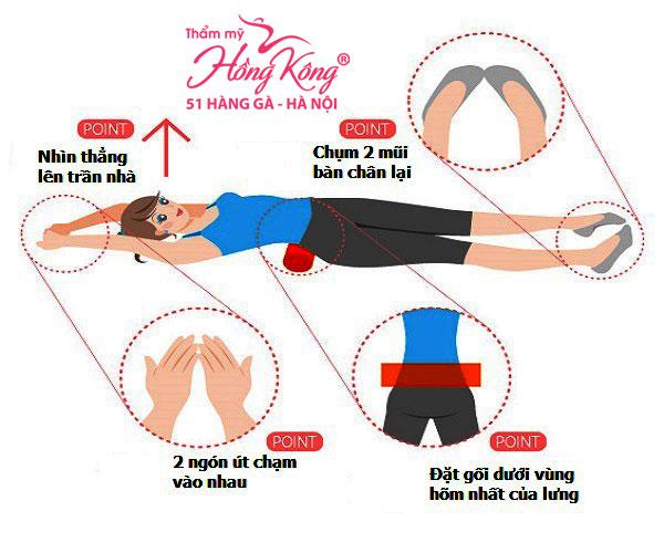 Thực hiện đều đặn 5 phút mỗi ngày, mỡ bụng sẽ bị loại bỏ nhanh chóng