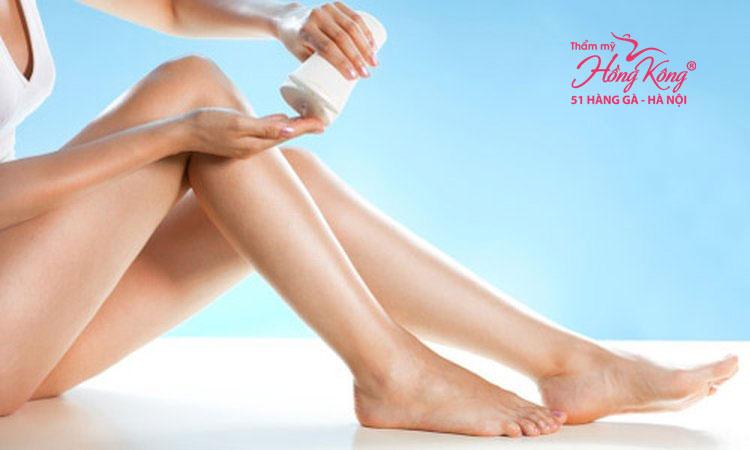 Kem tẩy lông tiềm ẩn nhiều mối nguy hại cho làn da