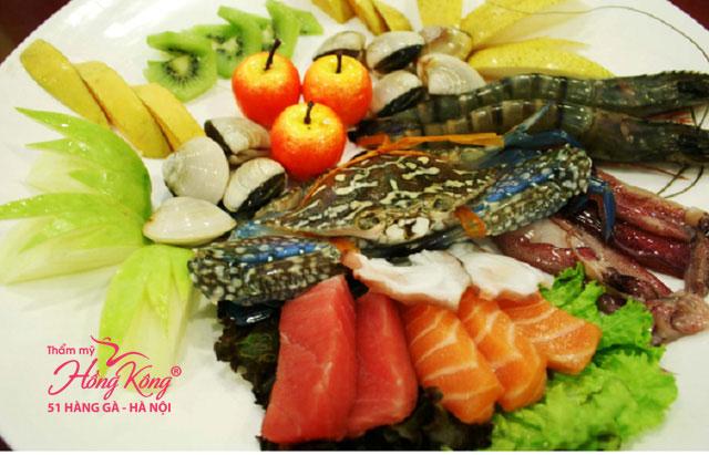 Hãy lựa chọn thực phẩm tươi sống