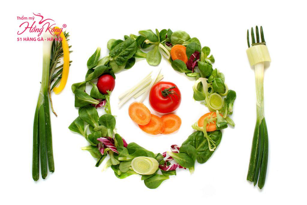 Chế độ ăn chay không đúng khiến sức khỏe giảm sút vì thiếu chất.