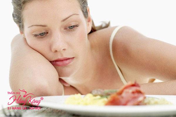 Không nên nhịn ăn giảm béo