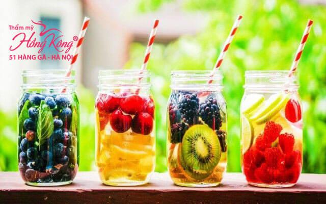 Bạn có thể uống detox trái cây giảm cân bất cứ lúc nào, ở đâu