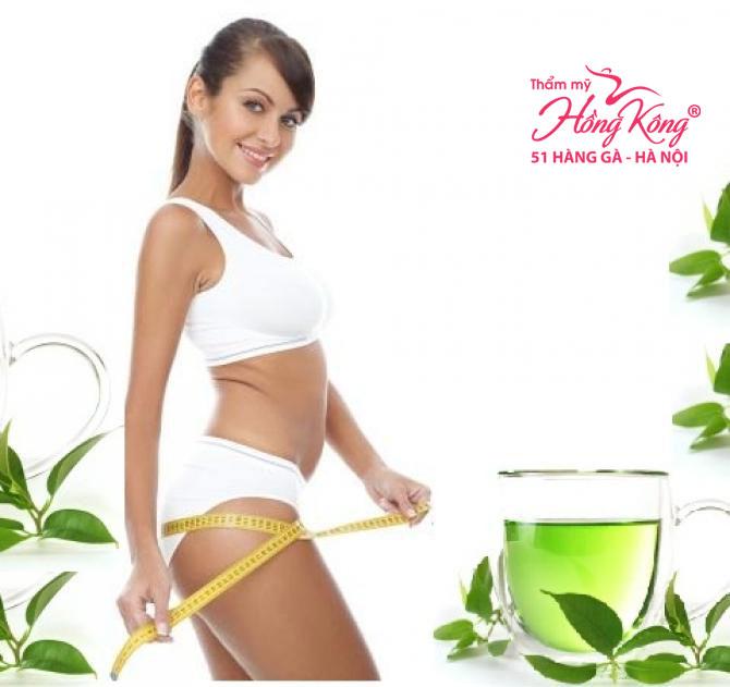 Trà xanh vừa giảm béo vừa tốt cho sức khỏe