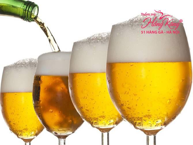 Hạn chế sử dụng đồ uống chứa cồn