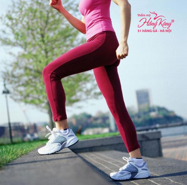 Giảm béo đùi có ảnh hưởng đến khả năng vận động không là băn khoăn của nhiều khách hàng
