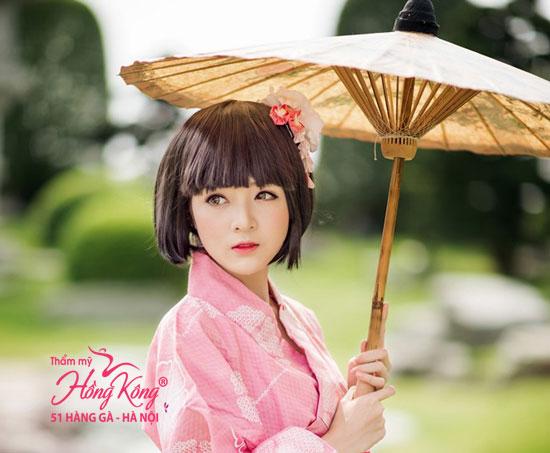 Làn da mịn màng trắng hồng của phụ nữ Nhật là mong ước của nhiều chị em