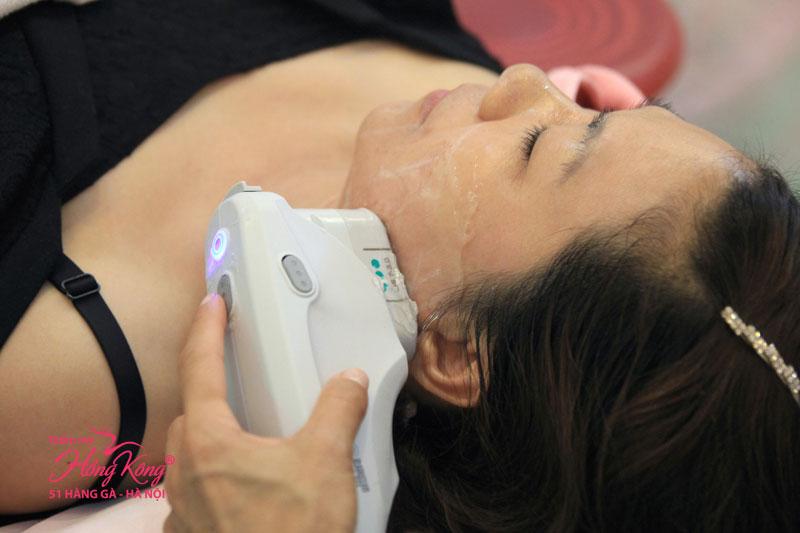 Ultherapy giúp bạn tìm lại tuổi xuân chỉ sau 60 phút