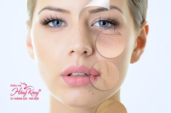 Đắp mặt nạ tự nhiên không phải là giải pháp tối ưu cho làn da lão hóa nặng