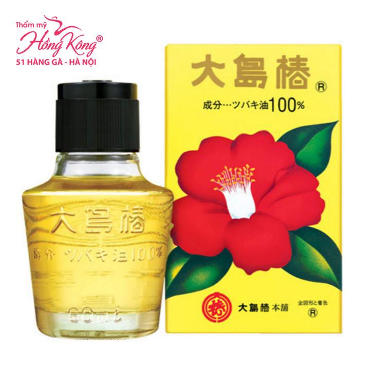 Dầu hoa trà được người Nhật sử dụng từ thế kỳ 14