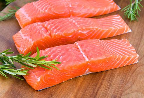 Cá cung cấp nguồn dinh dưỡng chống oxy hóa dồi dào cho cơ thể