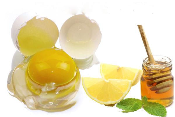 cách trị mụn cám trên mũi bằng trứng gà