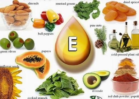 Làm trẻ hóa làn da với vitamin e