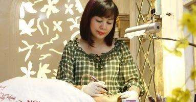 Mách bạn địa chỉ xăm lông mày đẹp ở Hà Nội