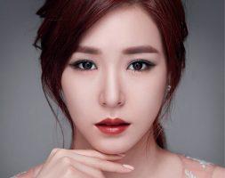 """Lông mày nét ngang Hàn Quốc- Chân mày đẹp """"chuẩn tự nhiên""""."""