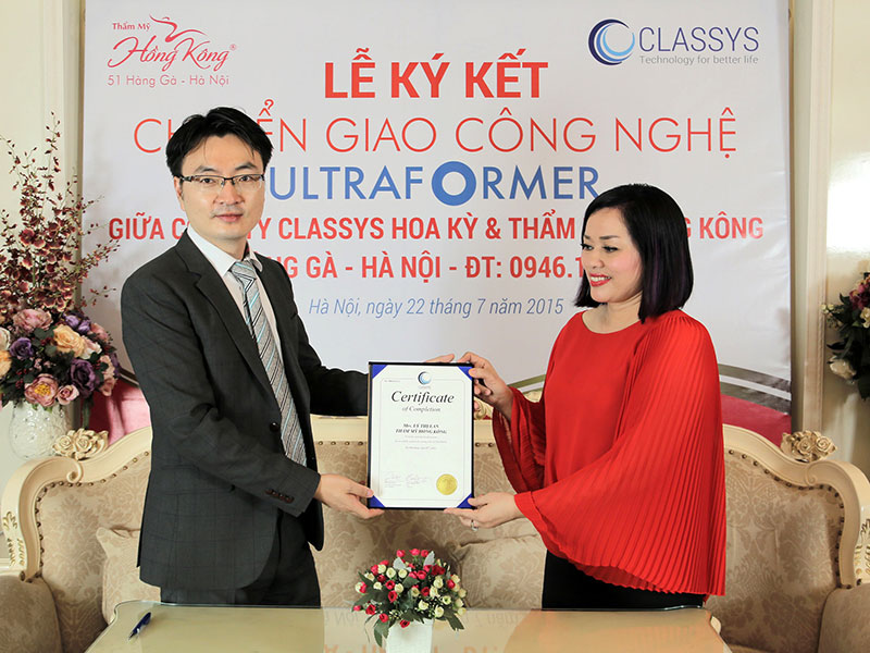 Chị Tô Thị Phượng - Giám đốc Thẩm mỹ Hồng Kông và chuyên gia đầu ngành