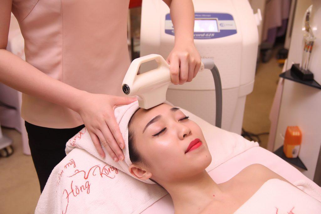 Quy trình điều trị mụn đạt chuẩn Quốc tế tại thẩm mỹ Hồng Kông, 51 Hàng Gà, Hoàn Kiếm, Hà Nội