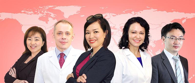 Đội ngũ chuyên gia, bác sĩ cao cấp, giàu kinh nghiệm tại thẩm mỹ Hồng Kông, 51 Hàng Gà