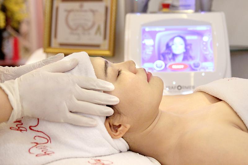 HIFU Ultraformer là công nghệ chống lão hóa không phẫu thuật, không xâm lấn, không nghỉ dưỡng