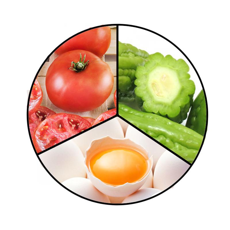 Cà chua, mướp đăng, lòng đỏ trứng gà là cách trị nám hiệu quả nhất từ thiên nhiên