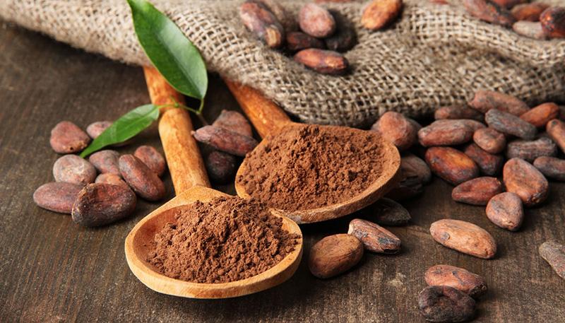 Cacao đứng đầu danh sách về khả năng chống oxy hóa