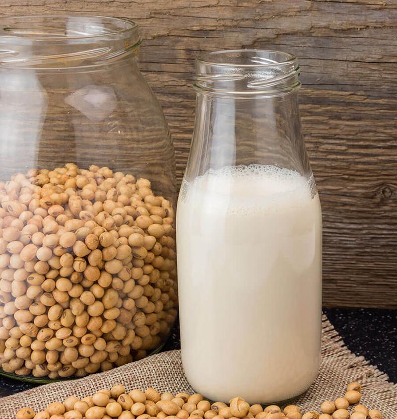 Uống sữa đậu nành mỗi ngày là bí quyết chống lão hóa làn da của người Nhật