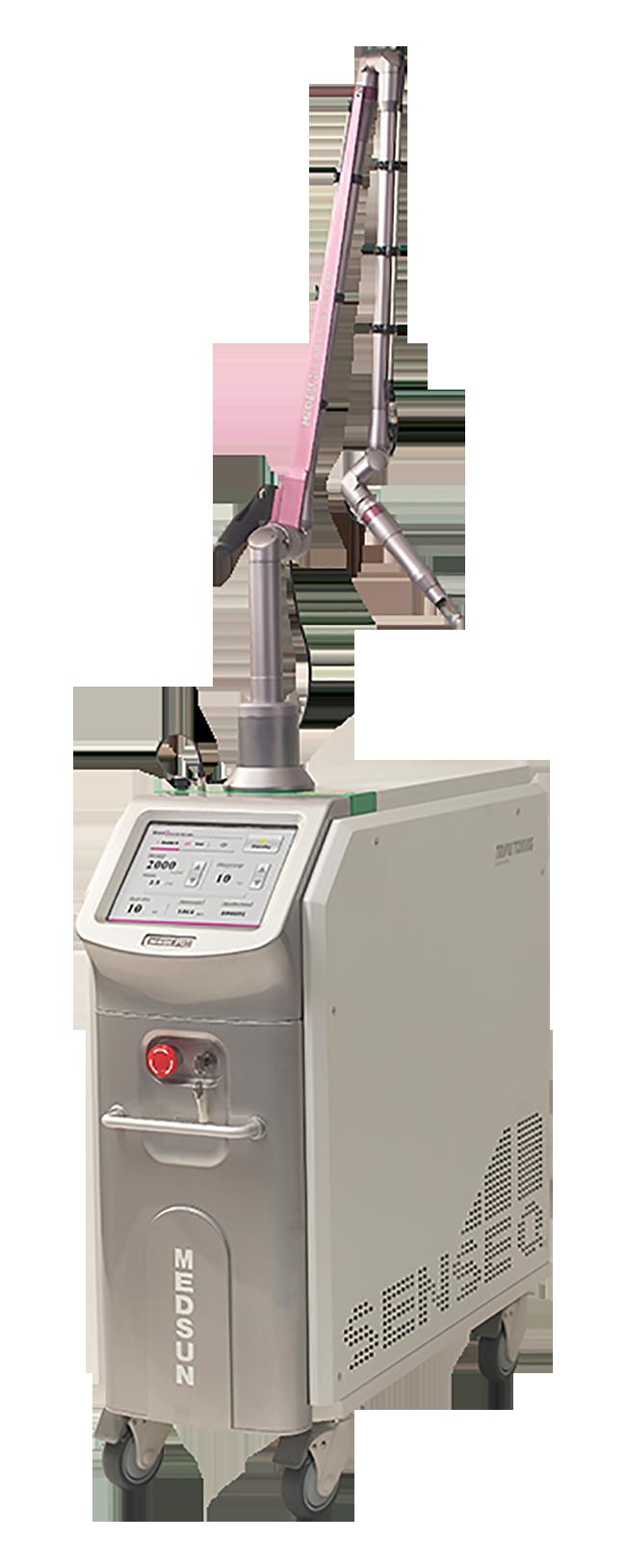 Công nghệ SENS-Q có thể điều trị hiệu quả mọi loại nám, kể cả nám hỗn hợp