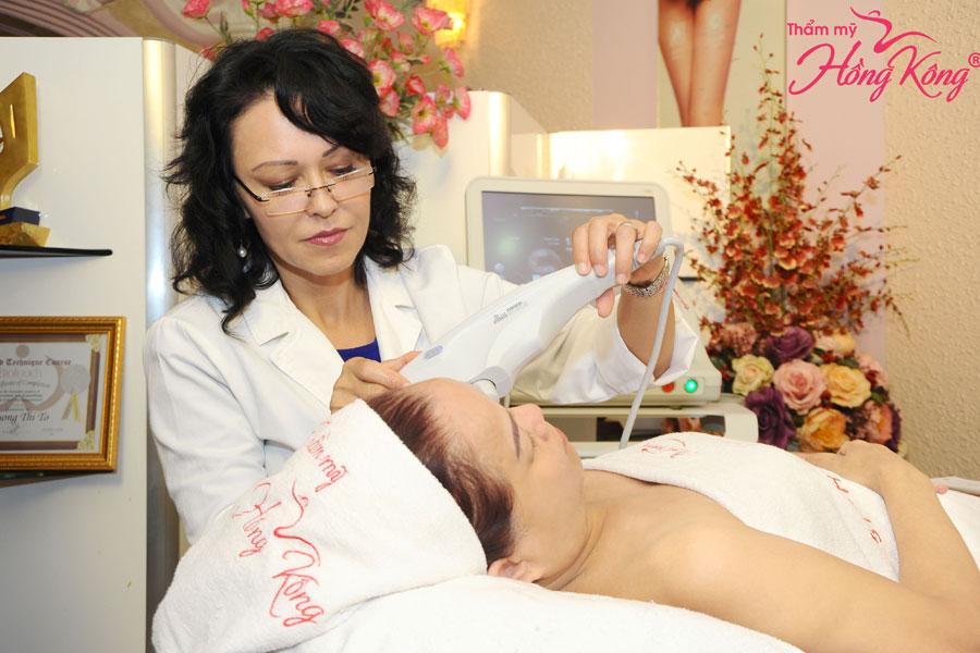 Ultherapy - Căng da mặt như thế nào?