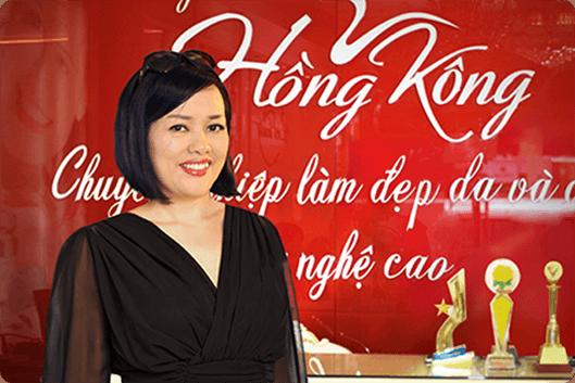 Chuyên gia Tô Thị Phượng - Giám đốc Thẩm mỹ Hồng Kông