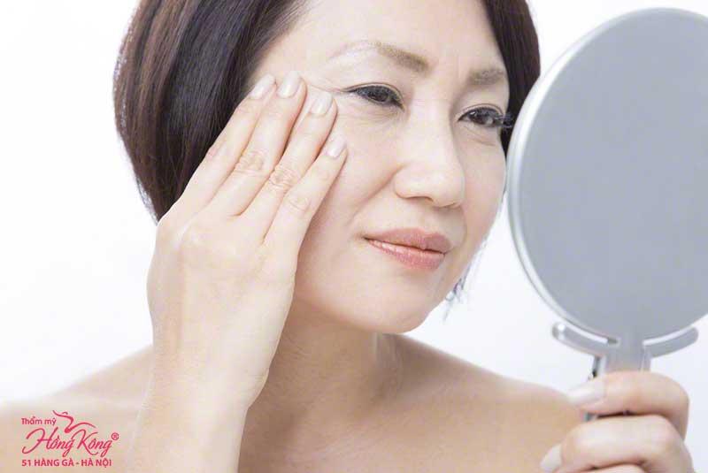 Những phương pháp tự nhiên - căng da mặt có an toàn không?