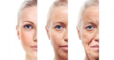 Vén bức màn bí mật về quá trình lão hóa da ở phụ nữ