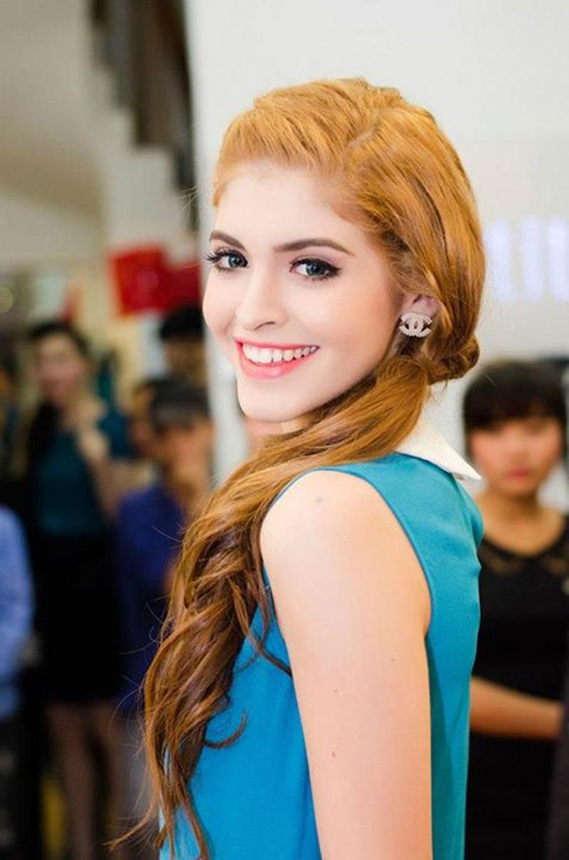 Điểm danh những cặp lông mày Pháp đẹp nhất của showbiz Việt - Ảnh 4