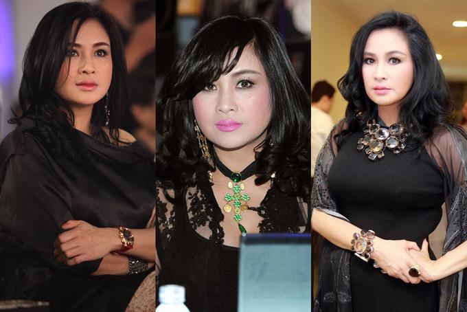 Điểm danh những cặp lông mày Pháp đẹp nhất của showbiz Việt - Ảnh 1