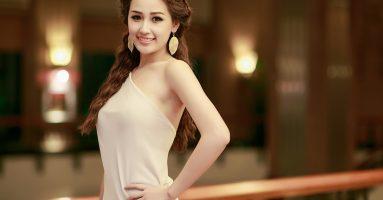 Điểm danh Hoa hậu Việt Nam các thời kỳ yêu lông mày Pháp