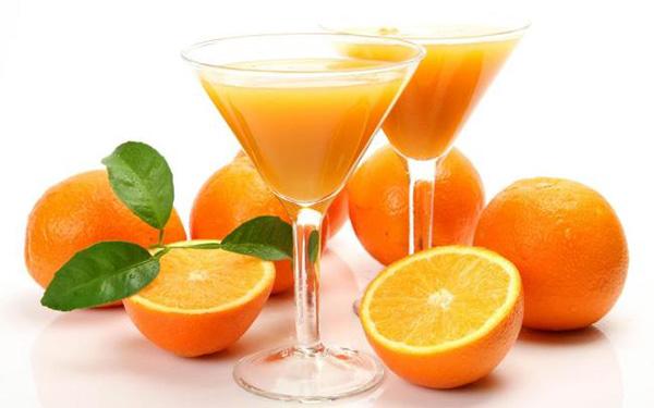 Chống lão hóa da siêu hiệu quả với trái cam
