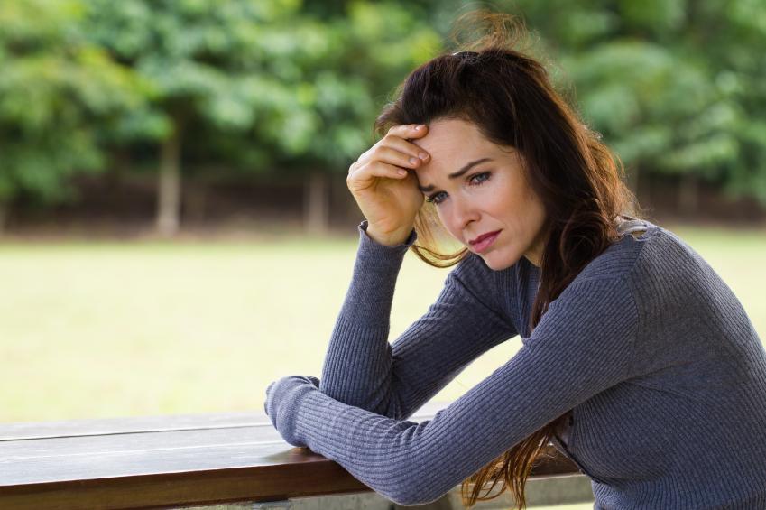 Lo lắng của phụ nữ tuổi trung niên về làn da chảy xệ